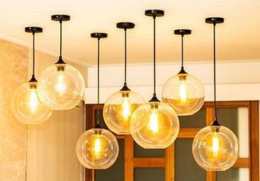 Изготовление, поставка и монтаж дизайнерских светильников